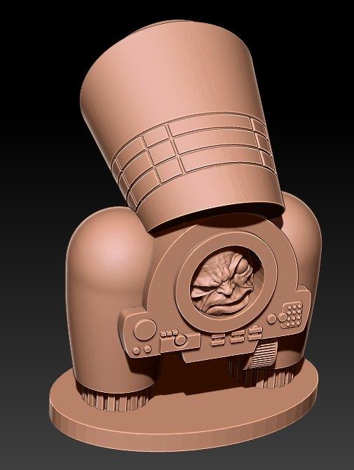 Kit buste Quasimodo  - Page 2 12975310