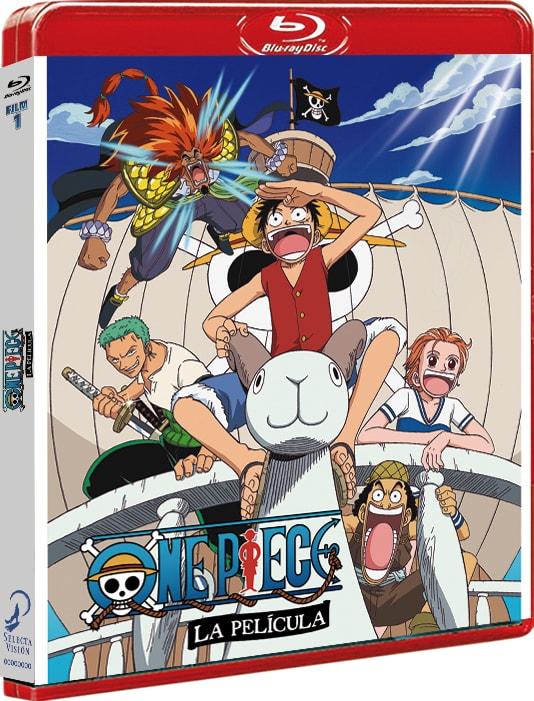 One Piece Peliculas | 10/13 | BDMV | Cast-Jap 18063010