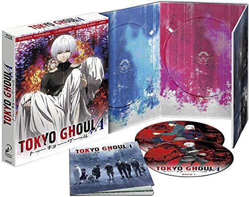 Tokyo Ghoul S01 - S02 √A AVC 1080p BD25 - 4xBD25 61lmn410