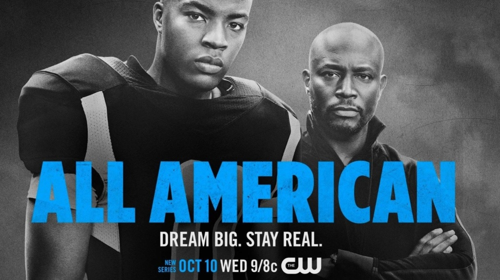 All American | S01 | 16/16 | Lat-Ing | 720p | x265 Allame10