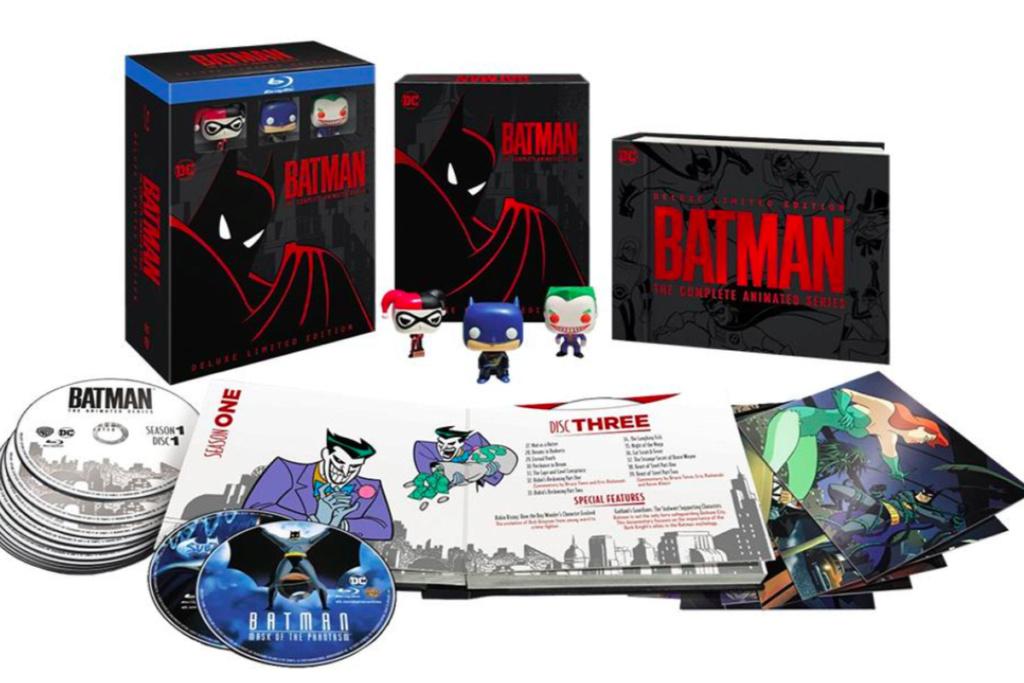 Batman The Animated Series 1080p Blu-ray AVC DTS-HD MA 2.0 | 9xBD50 Batman10