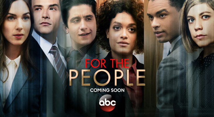 For the People | S01 | 10/10 | Lat-Ing | 720p | x265 Forthe10