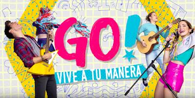Go! Vive a tu manera | S01 | Latino | 1080p | x264 Go2bvi10