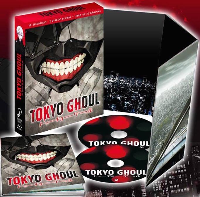 Tokyo Ghoul S01 - S02 √A AVC 1080p BD25 - 4xBD25 Gran-p10