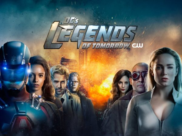 Legends of Tomorrow | S04 | 08/?? | Lat-Ing | 720p | x265 - Página 4 Legend10