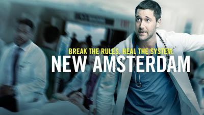 New Amsterdam | S01 | 22/22 | Lat-Ing | 720p | x265 New2ba10
