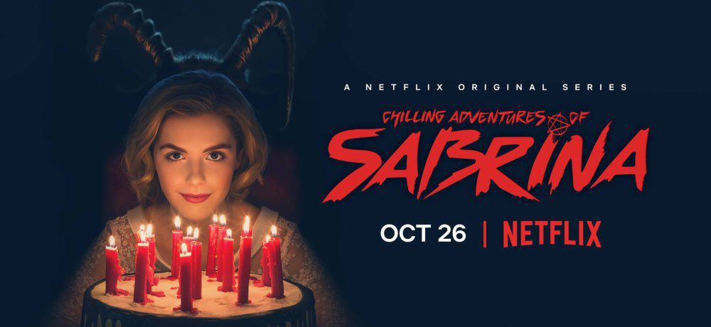 El mundo oculto de Sabrina | S01 Parte 01-02+Especial | Lat-Ing | 720p | x265 Sabrin10