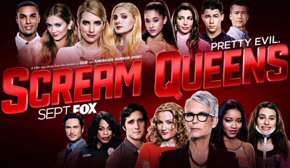 Scream Queens | S01 1080p x264 | S02 720p x265 | Lat-Ing | Screa10