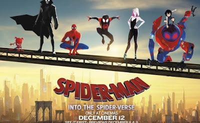 Spider-Man: Into the Spider-Verse | Lat-Ing | 720p | x265 Spider10