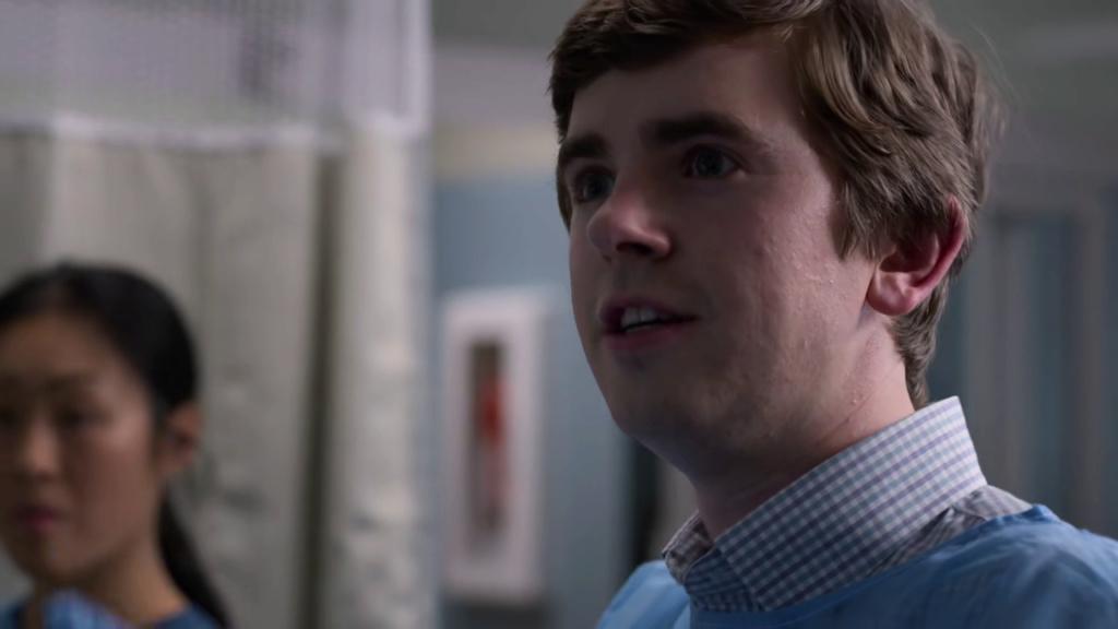 The Good Doctor | S01 18/18 | S02 18/18 | Lat-Ing | 720p | x265 Vlcsn103