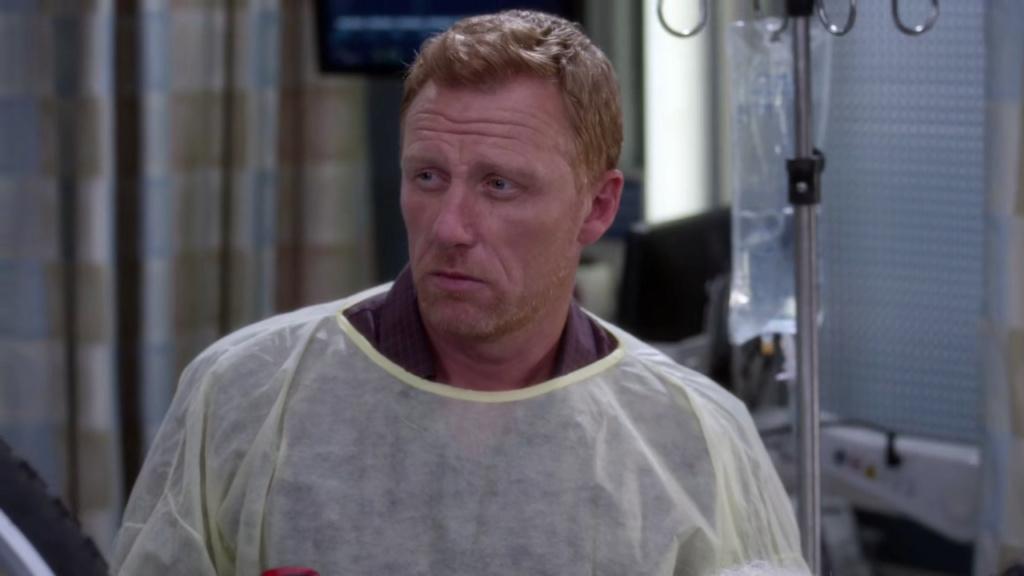 Grey's Anatomy | S15 | 16/24 | Lat-Ing | 720p | x265 Vlcsna81