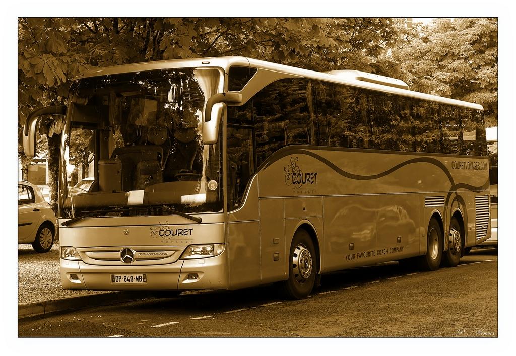 Mercedes TRAVEGO / TOURISMO - Page 5 Voyage12