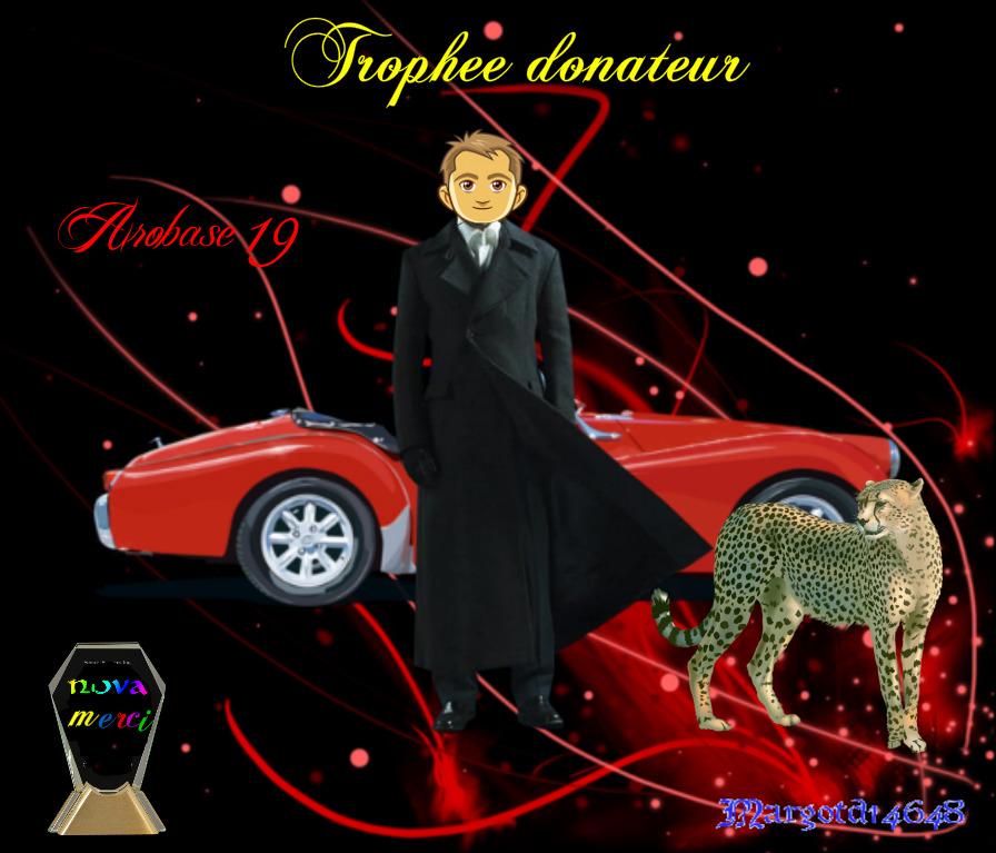 trophees can du 20/08/2018 Arobas10