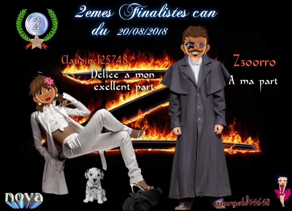 trophees can du 20/08/2018 Zzorro10