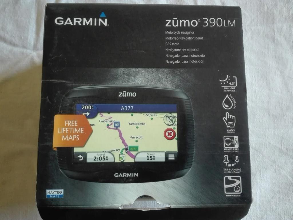 GPS garmin zumo 290 LM  Img_2162