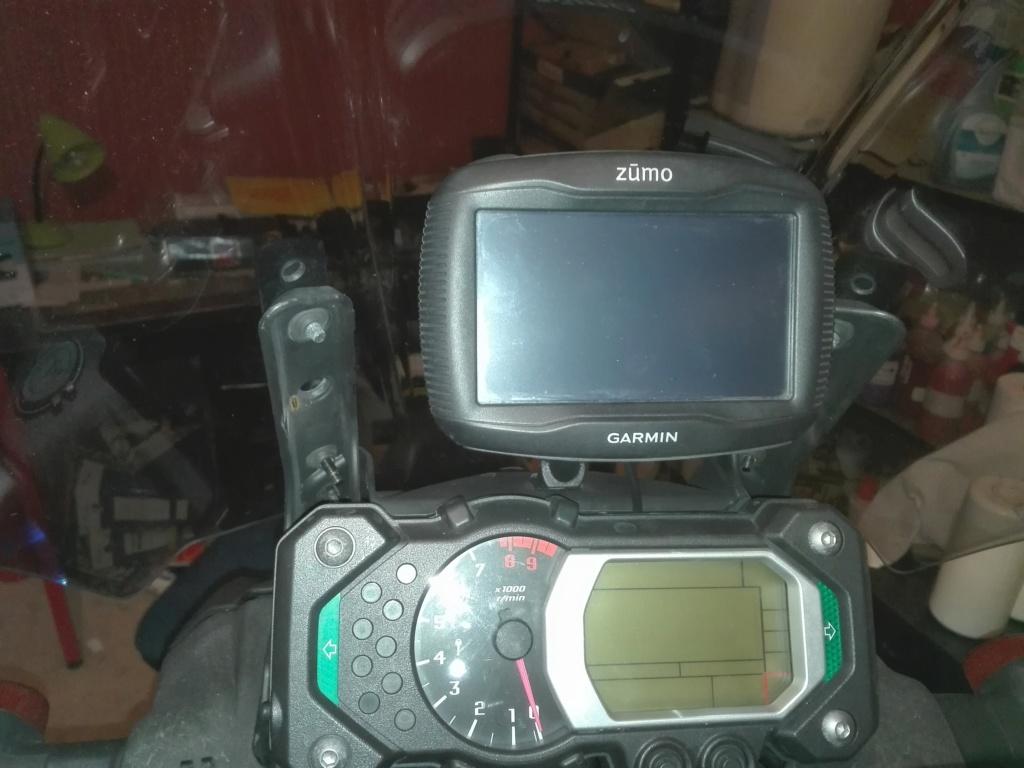 GPS garmin zumo 290 LM  Img_2163