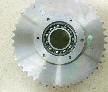 b31 modification en 400cc, journal des modifs et galéres. - Page 4 Cluch510
