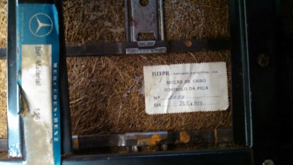 W115 240D 1974 - R$49.500,00 (VENDA SUSPENSA) Merced20