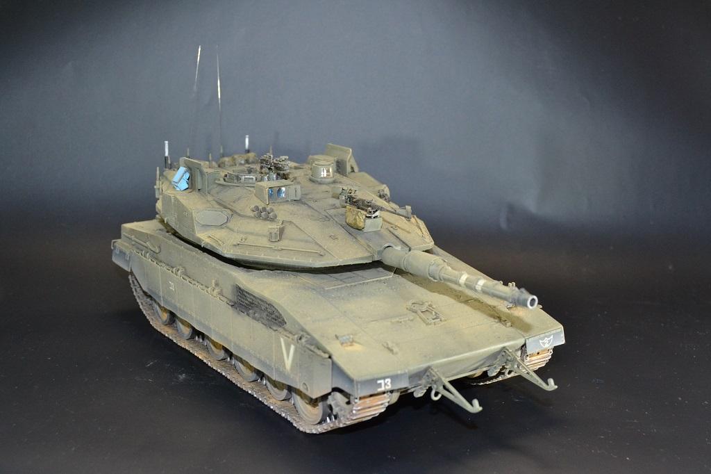 IDF Merkava Mk.4M\Trophy. Dsc_0840
