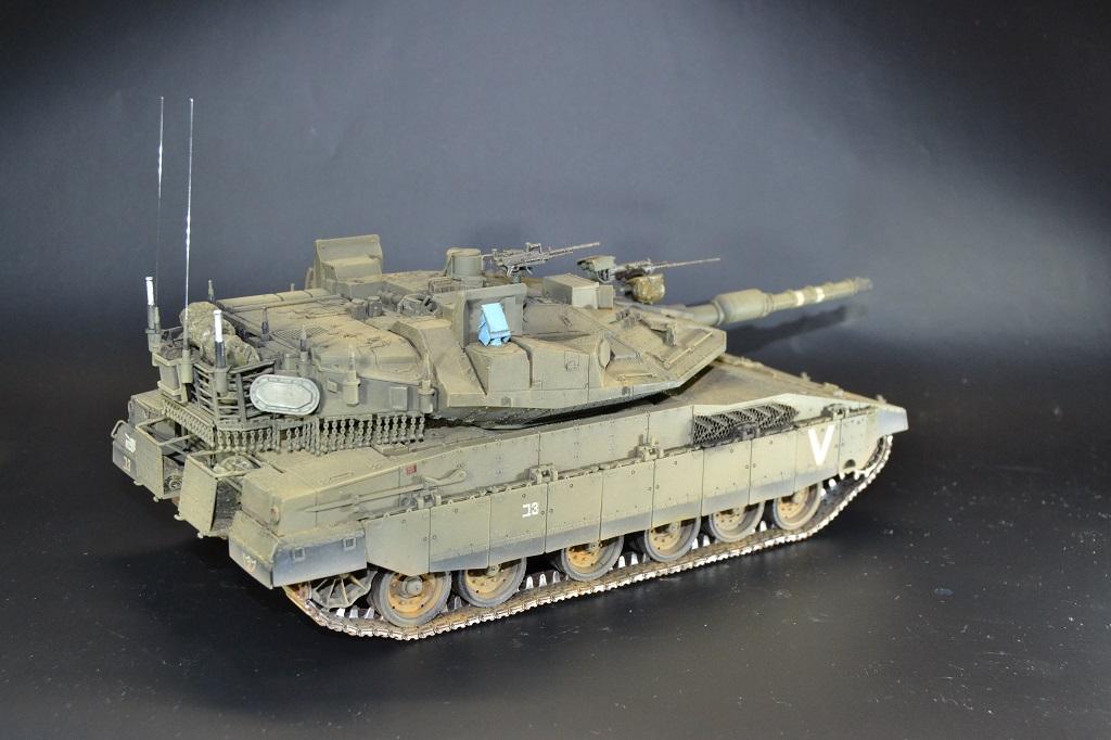 IDF Merkava Mk.4M\Trophy. Dsc_0841