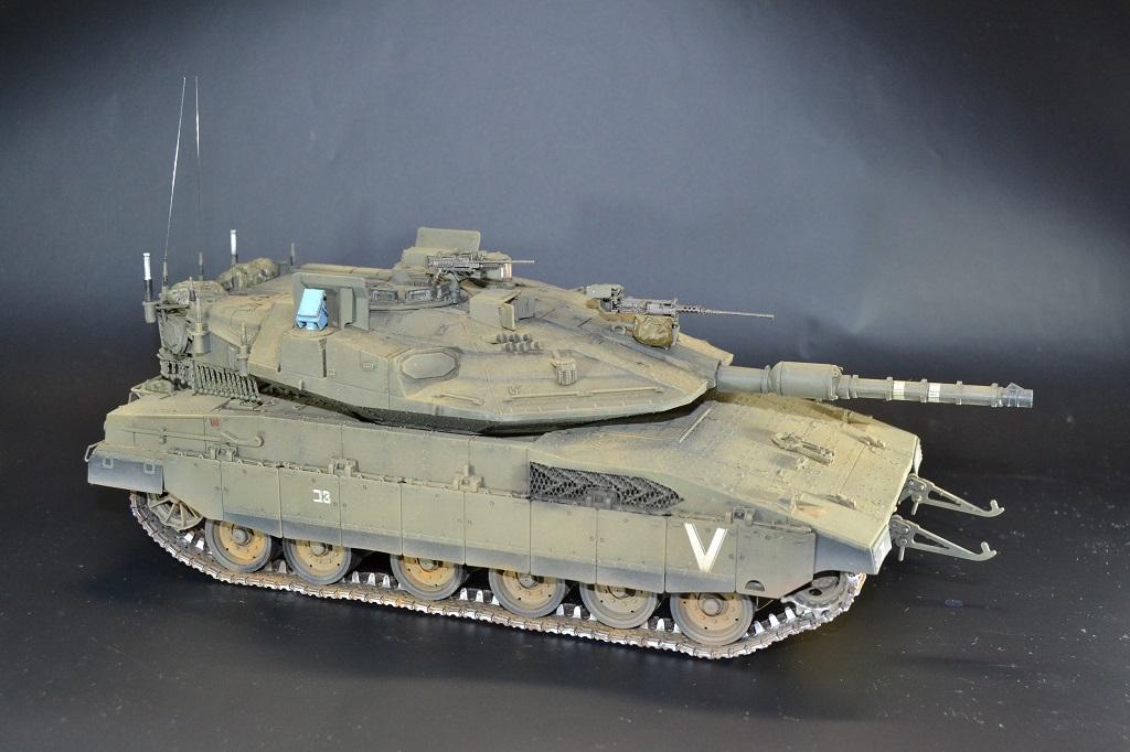 IDF Merkava Mk.4M\Trophy. Dsc_0842