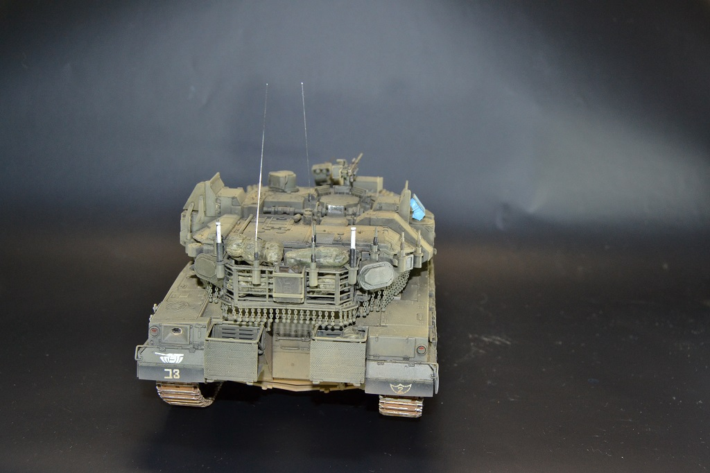 IDF Merkava Mk.4M\Trophy. Dsc_0843