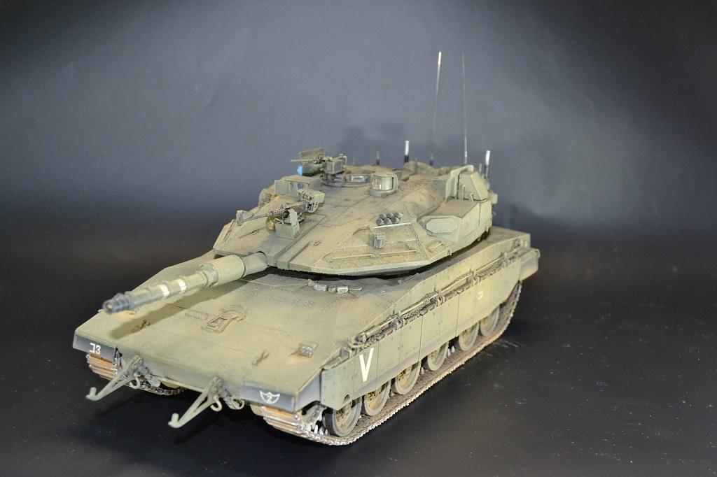 IDF Merkava Mk.4M\Trophy. Dsc_0844