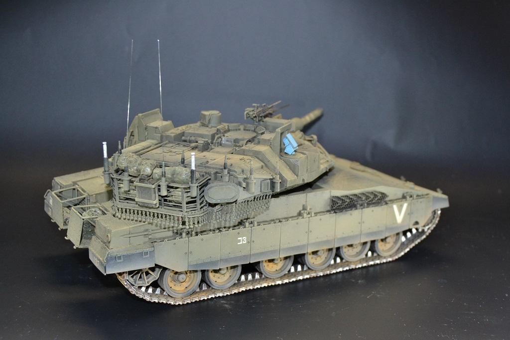 IDF Merkava Mk.4M\Trophy. Dsc_0845