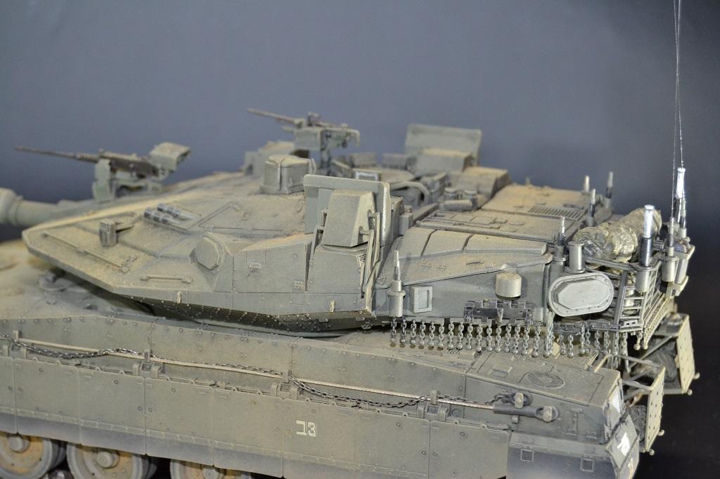 IDF Merkava Mk.4M\Trophy. Dsc_0846
