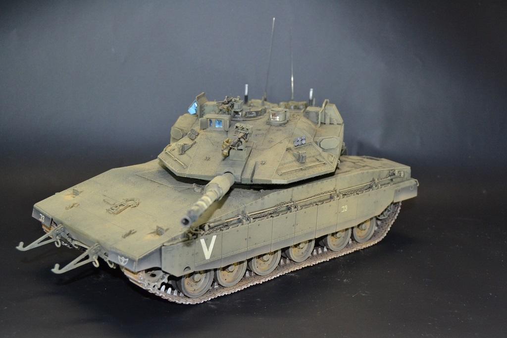 IDF Merkava Mk.4M\Trophy. Dsc_0847