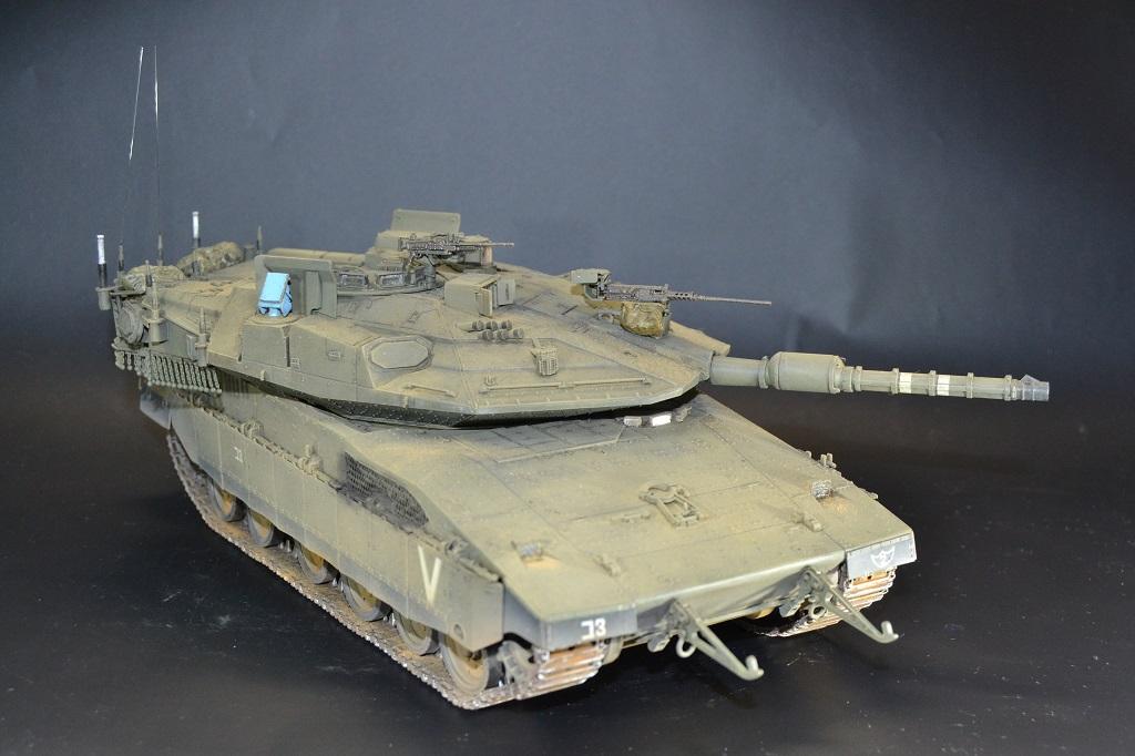 IDF Merkava Mk.4M\Trophy. Dsc_0848