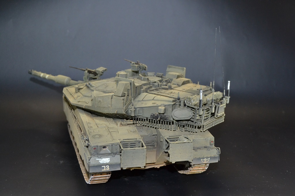 IDF Merkava Mk.4M\Trophy. Dsc_0849