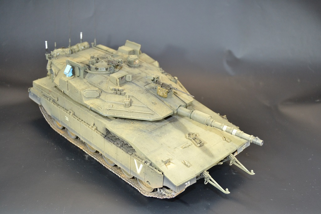IDF Merkava Mk.4M\Trophy. Dsc_0850
