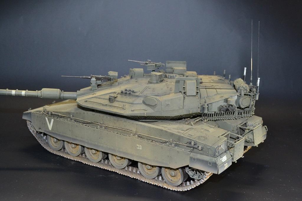 IDF Merkava Mk.4M\Trophy. Dsc_0851