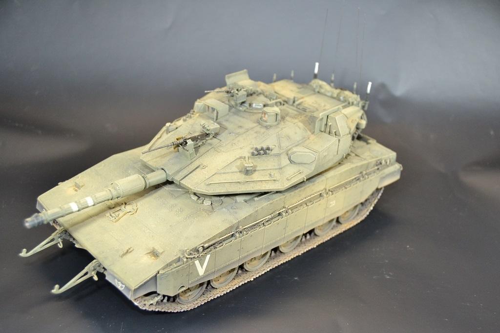 IDF Merkava Mk.4M\Trophy. Dsc_0852