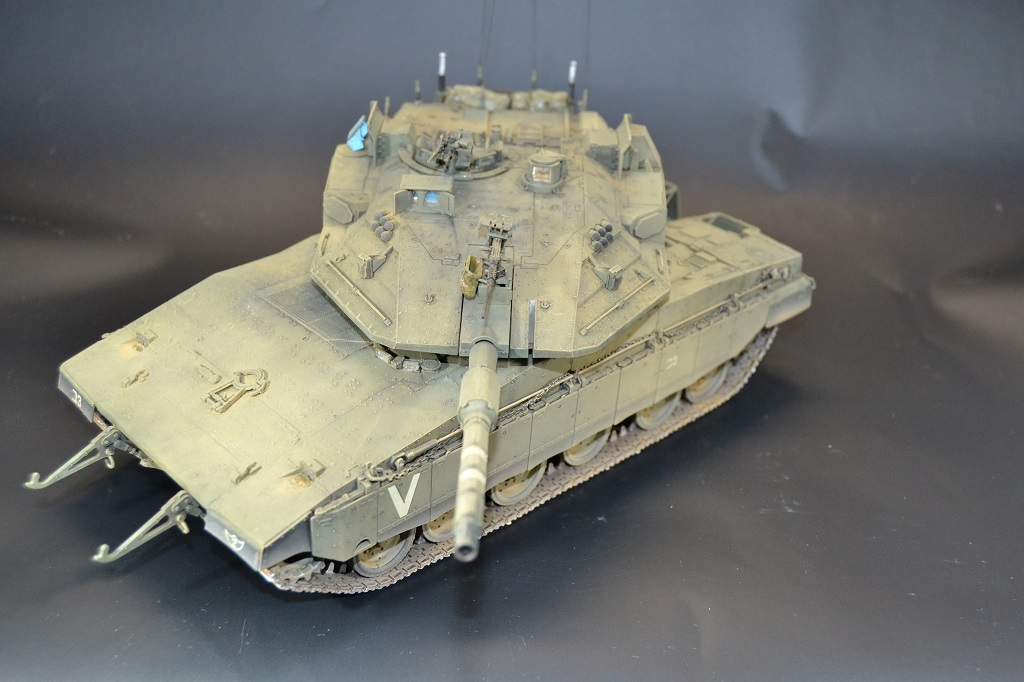 IDF Merkava Mk.4M\Trophy. Dsc_0853