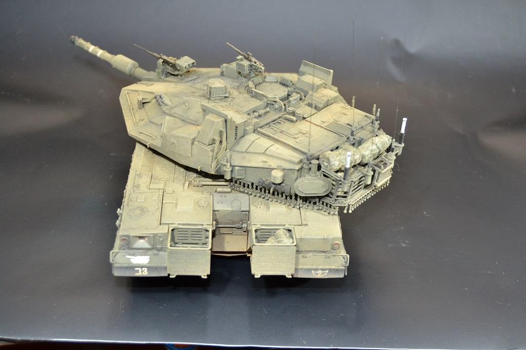 IDF Merkava Mk.4M\Trophy. Dsc_0854