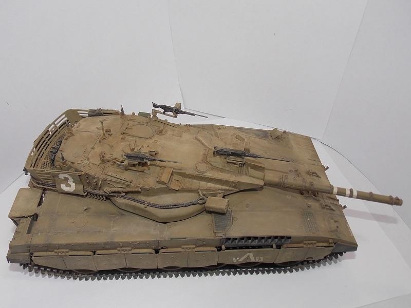 Merkava Mk.1 Hybrid. ТАКОМ, 1\35. Dscn5097