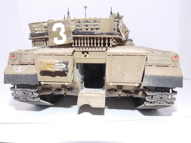Merkava Mk.1 Hybrid. ТАКОМ, 1\35. Dscn5107