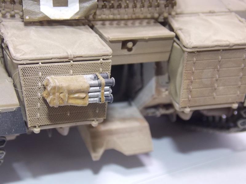 Merkava Mk.1 Hybrid. ТАКОМ, 1\35. Dscn5108