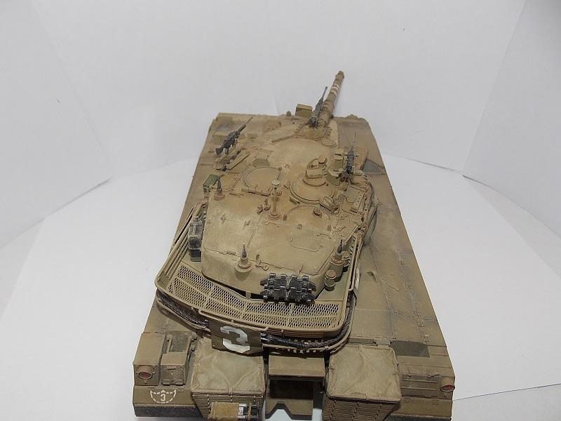 Merkava Mk.1 Hybrid. ТАКОМ, 1\35. Dscn5110