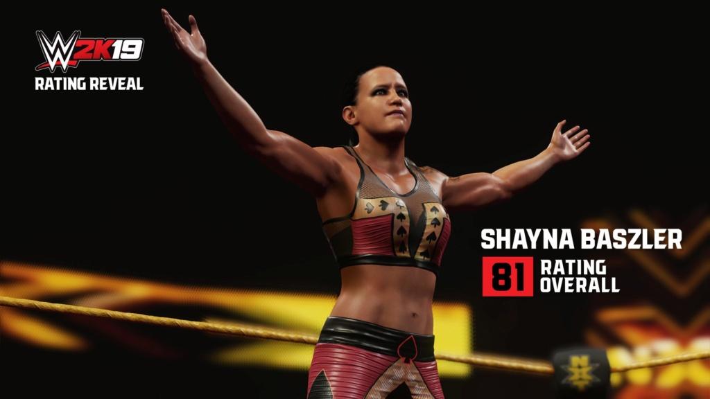 WWE 2K19 : Découvrez les premiers Overalls. - Page 3 Img_2019