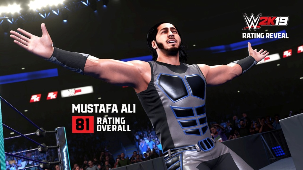 WWE 2K19 : Découvrez les premiers Overalls. Img_2026