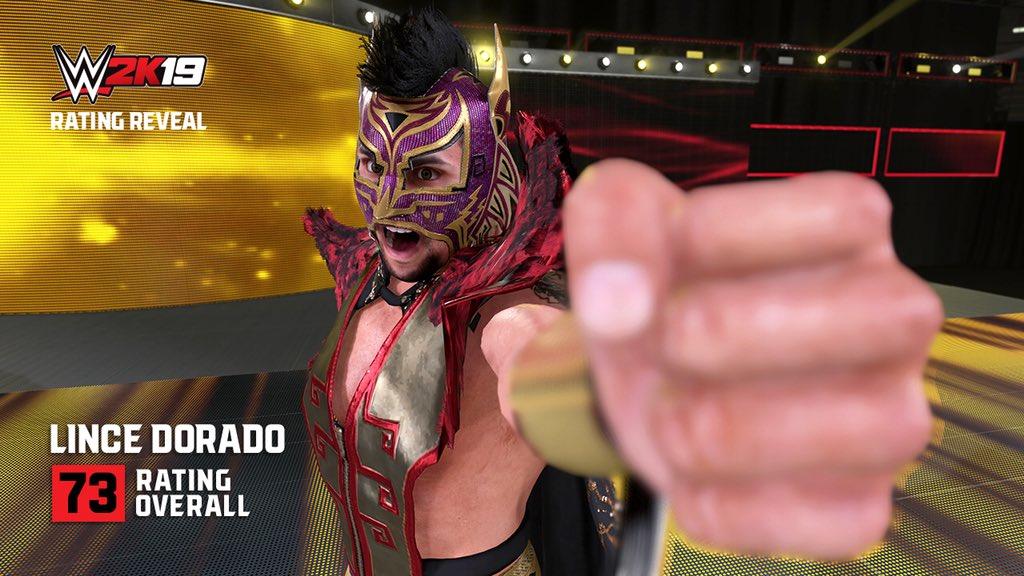 WWE 2K19 : Découvrez les premiers Overalls. - Page 4 Img_2032