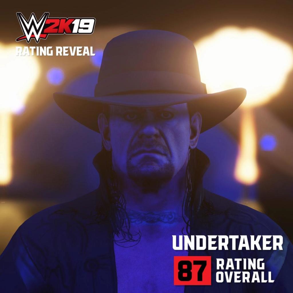 WWE 2K19 : Découvrez les premiers Overalls. - Page 5 Img_2038