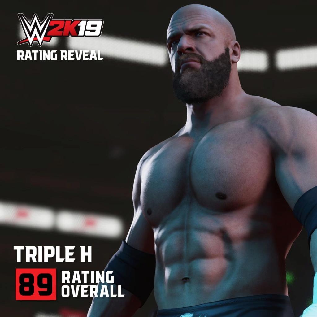 WWE 2K19 : Découvrez les premiers Overalls. - Page 5 Img_2039
