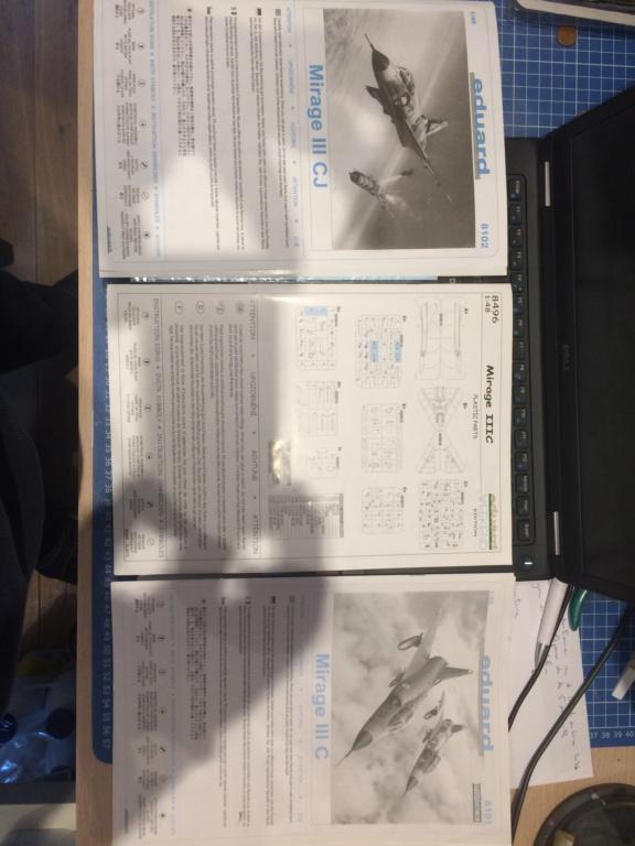 """Mirage IIIC """"Djibouti"""" Eduard 1/48 Img_2132"""
