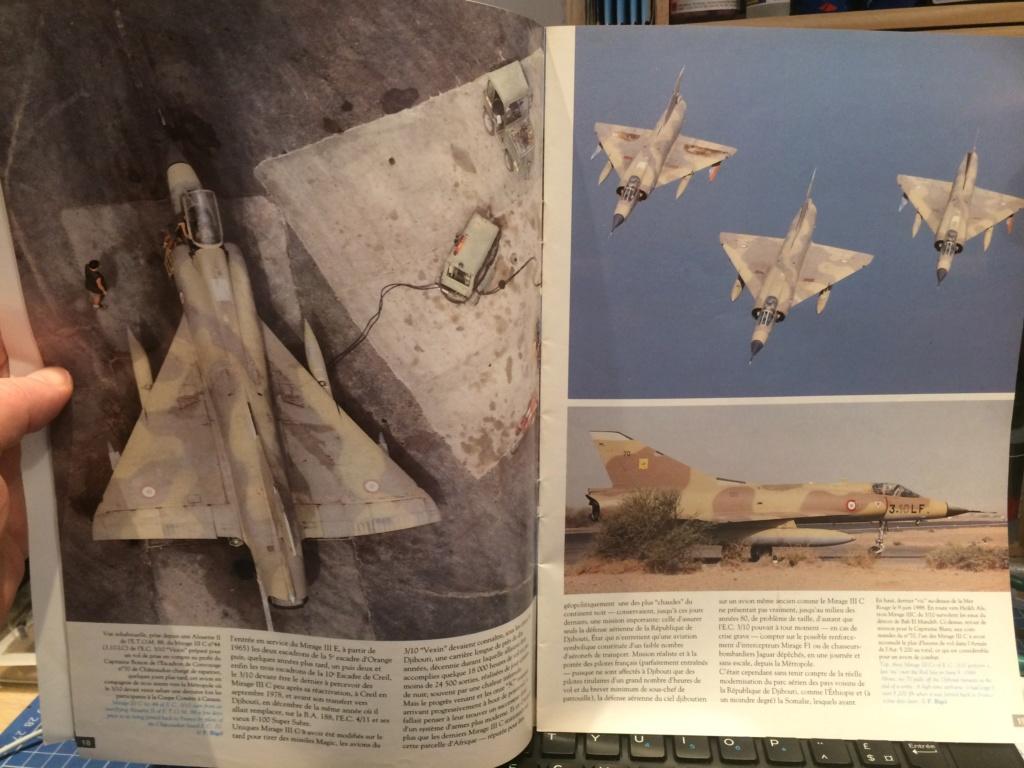 """Mirage IIIC """"Djibouti"""" Eduard 1/48 Img_2133"""