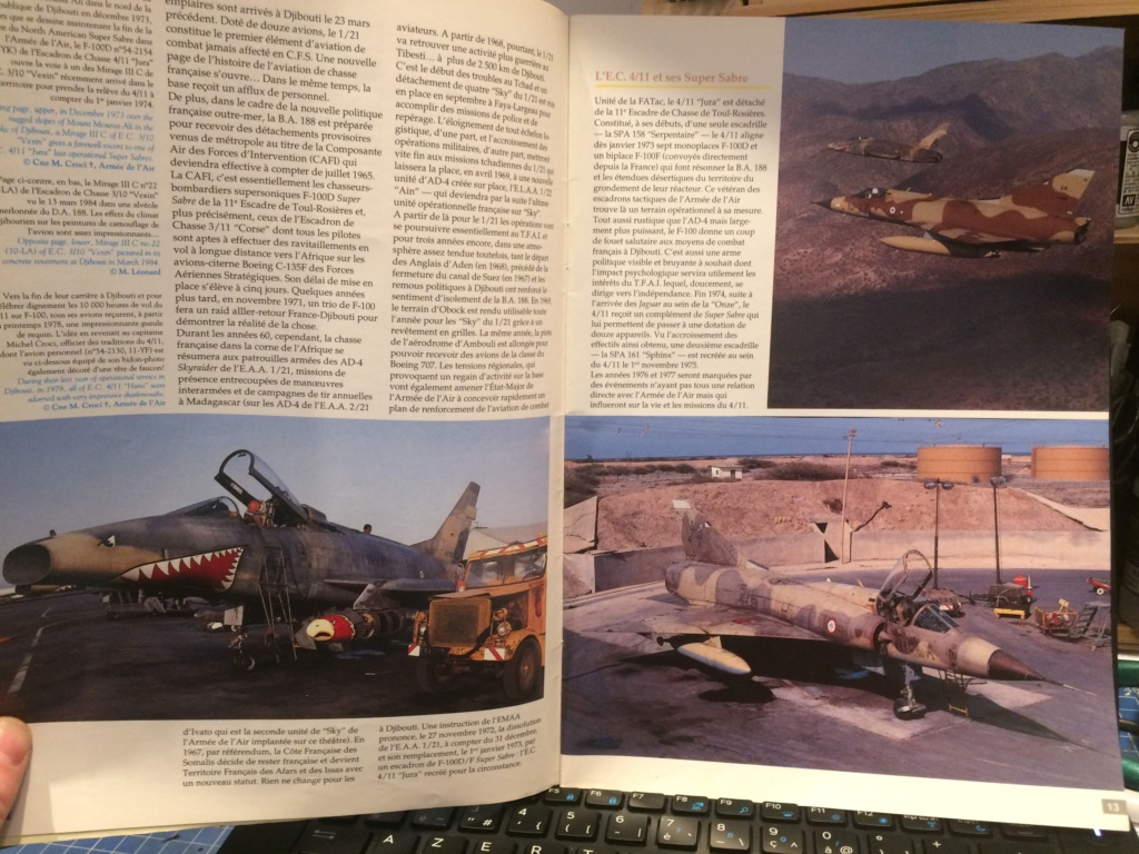 """Mirage IIIC """"Djibouti"""" Eduard 1/48 Img_2138"""