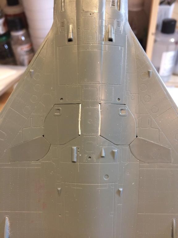 """Mirage IIIC """"Djibouti"""" Eduard 1/48 - Page 2 Img_2170"""